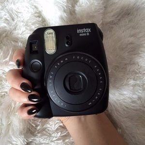 Instal Mini 8 Polaroid Camera with film
